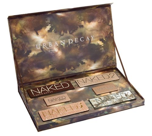Coffret contenant toutes les palettes Naked, Urban Decay LE REEEEVVVEE !