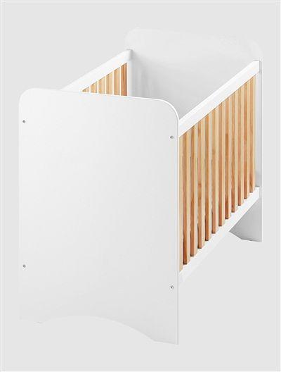 trendy lit bb cajole barreaux bois vertbaudet enfant with vertbaudet lit mezzanine. Black Bedroom Furniture Sets. Home Design Ideas