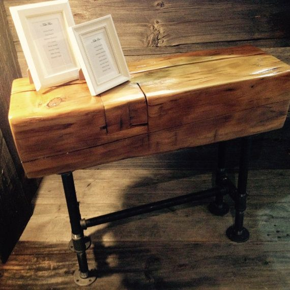 Barn Wood Furniture Ideas: 16 Best Images About Barn Beam Ideas On Pinterest