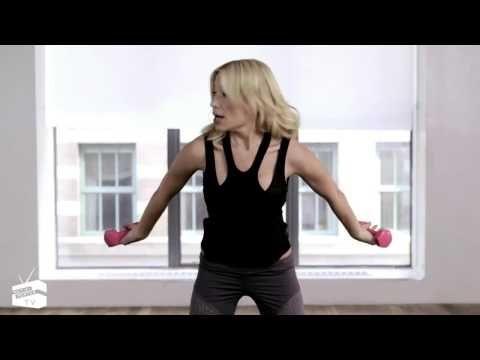 Tracy Anderson Precision Toning Arm Segment - YouTube