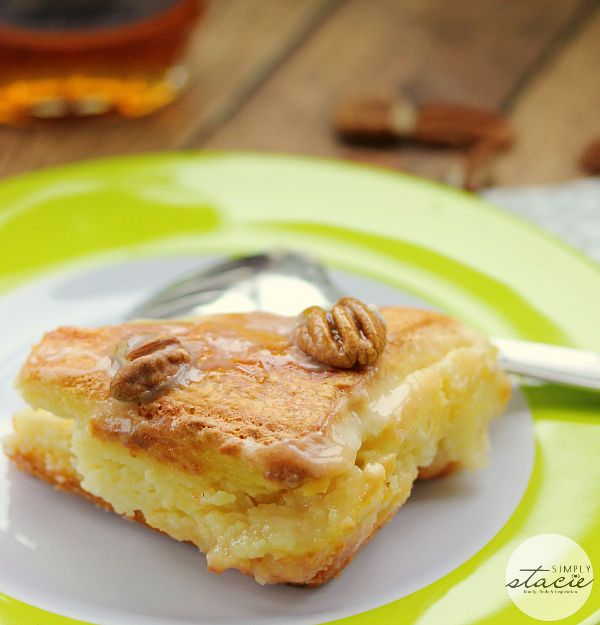 Maple Pecan Danish Bake - Baked with maple syrup and cream cheese ...