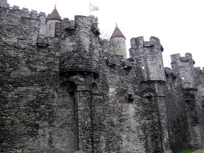 The Gravensteen Castle