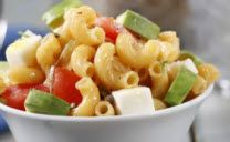 Toss festive bow tie pasta with a pleasing melange of sweet sun-dried tomatoes, savory sauteed mushrooms and nutty pesto for a colorful, hearty entree or side dish.