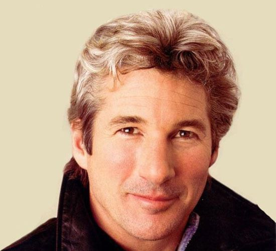 Richard Gere - in my opinion, one of the sexiest men alive!!