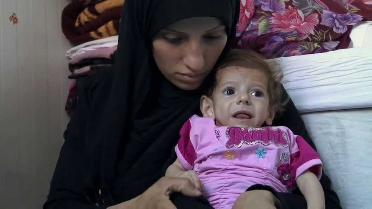 #Turkey: Saving Fatmeh, a Syrian #refugee story - In Kilis refugee camp in Turkey, home to 12,000 Syrian refugees, 16 year old Henna Hassan, cares for her niece, frail nine -month old Fatmeh.  and rebuild their lives. With your support, we can restore hope for many more.