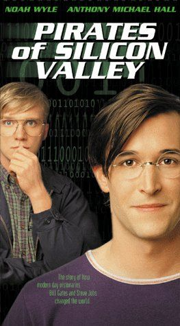 Pirates of Silicon Valley (1999) http://www.imdb.com/title/tt0168122/  http://youtu.be/47ehNQIfHGs