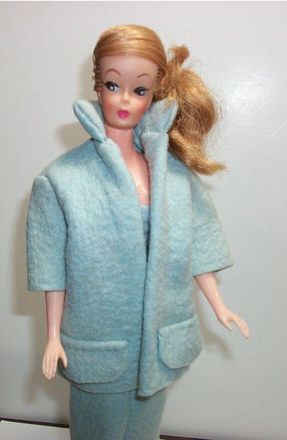 Original Uneeda Wendy Golden Blonde Ponitail Hair Fashion Doll
