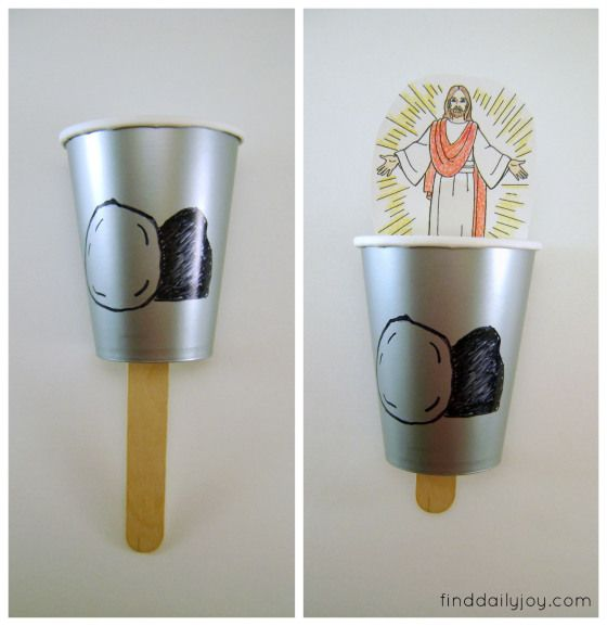 Find this Pin and more on Church Ideas  Jesus resurrected craft   also  surprisingly humorous to a four year old134 best Church Ideas images on Pinterest. Easy Easter Crafts For Two Year Olds. Home Design Ideas