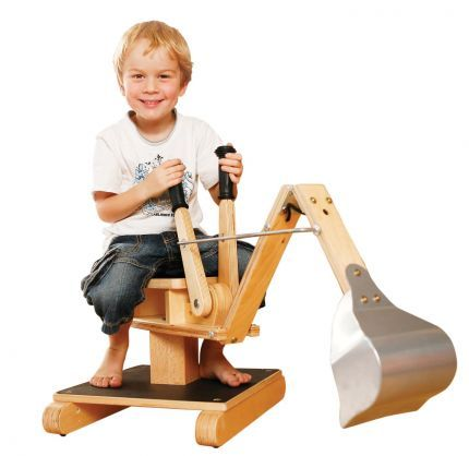 Sandpit Digger - The Wooden Toy Box Store - $224.00