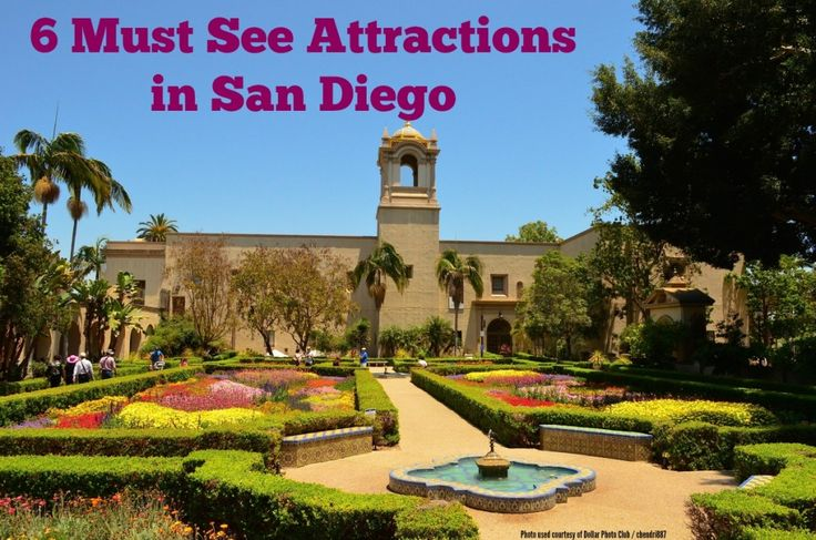 6 must see attractions in san diego san diego and for Must see attractions in philadelphia
