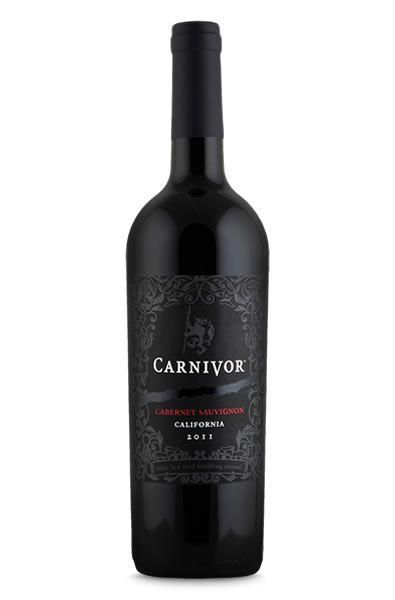 Carnivor Cabernet Sauvignon - truly one of the best cabs I've ever tasted! Full-bodied, rich, smooth, and oh so delicious.