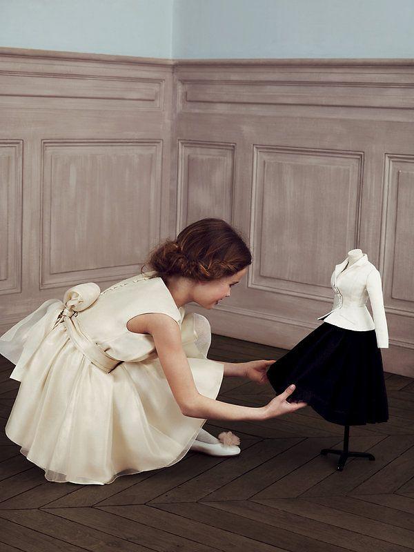 Dollie sized Dior!