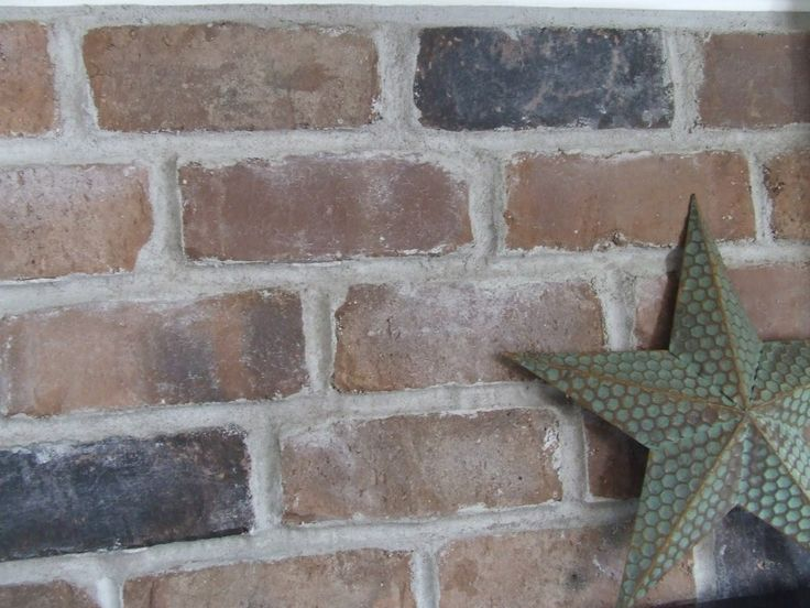 faux brick backsplash diy diy brick wall backsplash fireplace