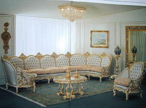 Sofa mahkota Ratu