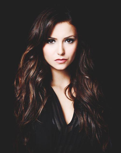 Nina Dobrev -The Vampire Diaries Season 5 promotional shoot