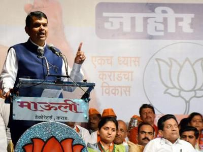 Demonetisation seems to have held no demons for the BJP, at least in Maharashtra. In what was touted as a mini-referendum on the Modi government's move towards a 'less-cash' society, the BJP came out on top in key elections to municipal councils and nagar panchayats in the state on Monday, notching up the highest number of seats (851 as against 396 in the previous, 2011 polls).