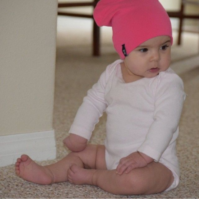 Seriously! sweet little Ava is in our watermelon beanie and my gosh she's just way too cute! grab yours at ✖️www.brookz.co✖️ Thanks for the pic @mydearschally ! I spent a good portion of my Sunday reading her mama's blog while Leo was napping and I fell in love! she writes about such relatable topics definitely worth the read check it out at www.mydearschally.com