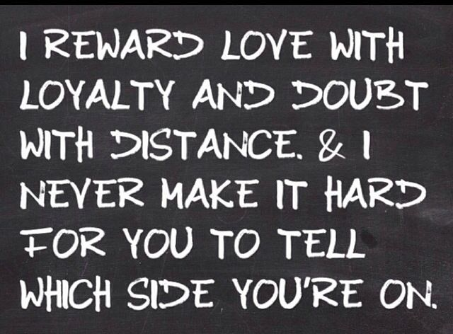 Pin by Renee Lancaster on quotes | To tell, Loyalty, Truth