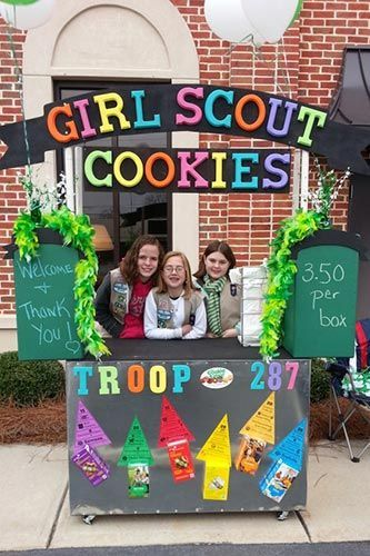 girl scout cookie craft ideas 70 best images about scout cookies on 6633