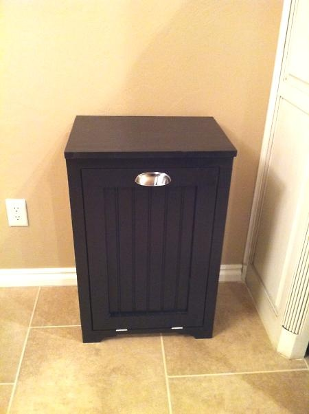 good idea trash cabinet kitchen trash can cabinet kitchen trash cans diy home furniture. Black Bedroom Furniture Sets. Home Design Ideas