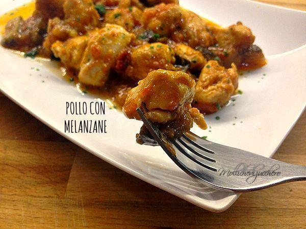 Per leggere la ricetta dei bocconcini di pollo con melanzane, non dovete far altro che cliccare sulla foto e... buona lettura!