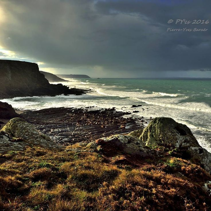 Crozon ~ Pointe de Dinan ~ Finistère Bretagne