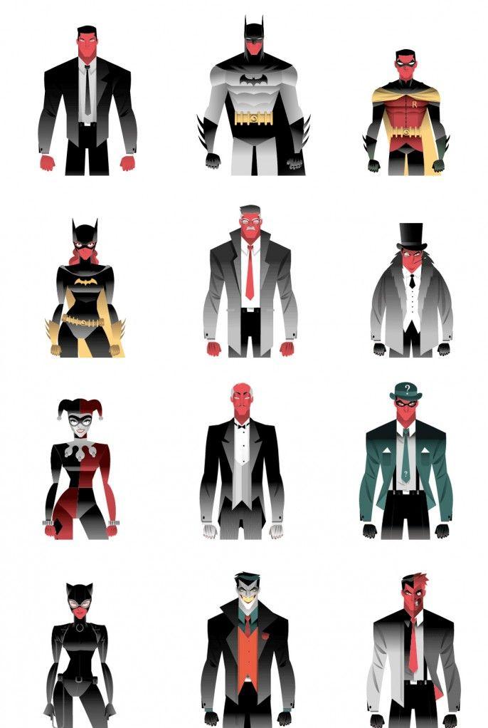 Galeria de Arte (5): Marvel e DC B9074bfa265a073daa949e171079622e