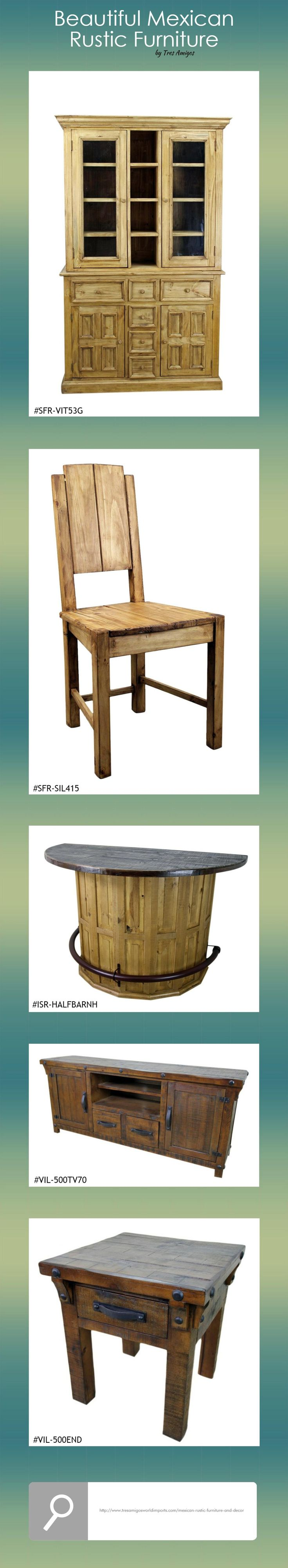 Assembled By Hand And Made With Solid, Brazilian Pine And You Will Not Find  Better Quality Rustic Pine Furniture.