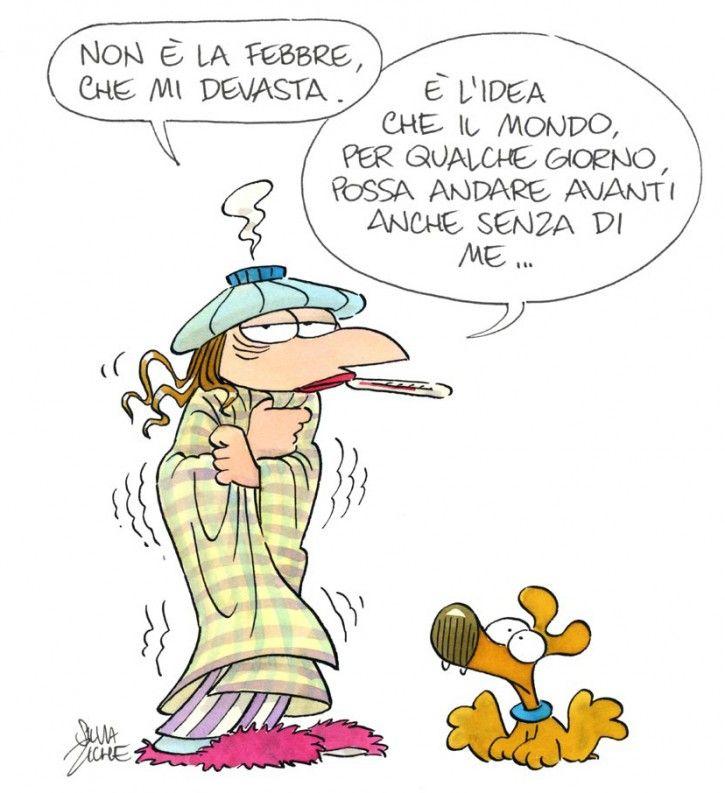 Vignetta Lucrezia dm49 febbre