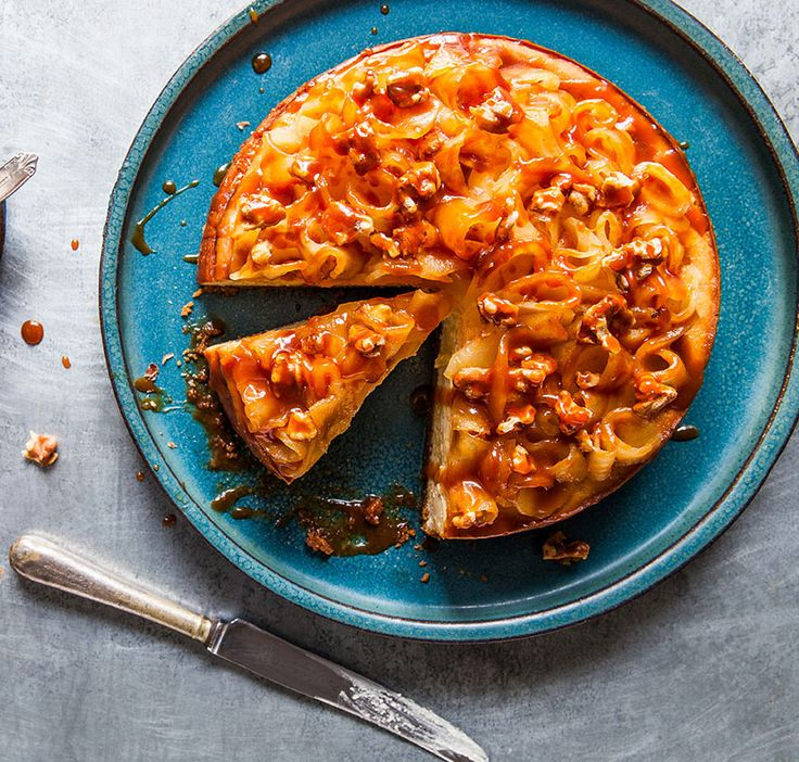 """""""Apples and cheese have gone together forever, so it's no surprise this combination works so well – in fact, it's stunning. Most will prefer it with the caramel but I quite like it without."""" Poh Ling Yeow, Poh & Co. 2"""