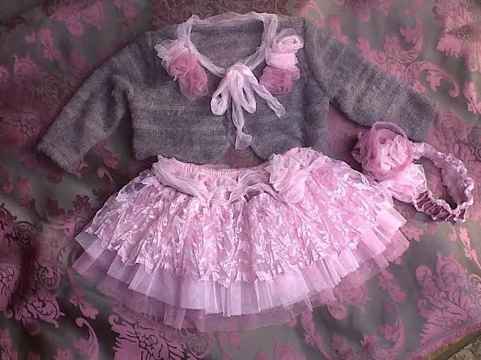 special occasion little girl outfit