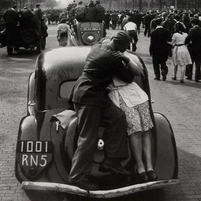 Liberazione di #Parigi 1944