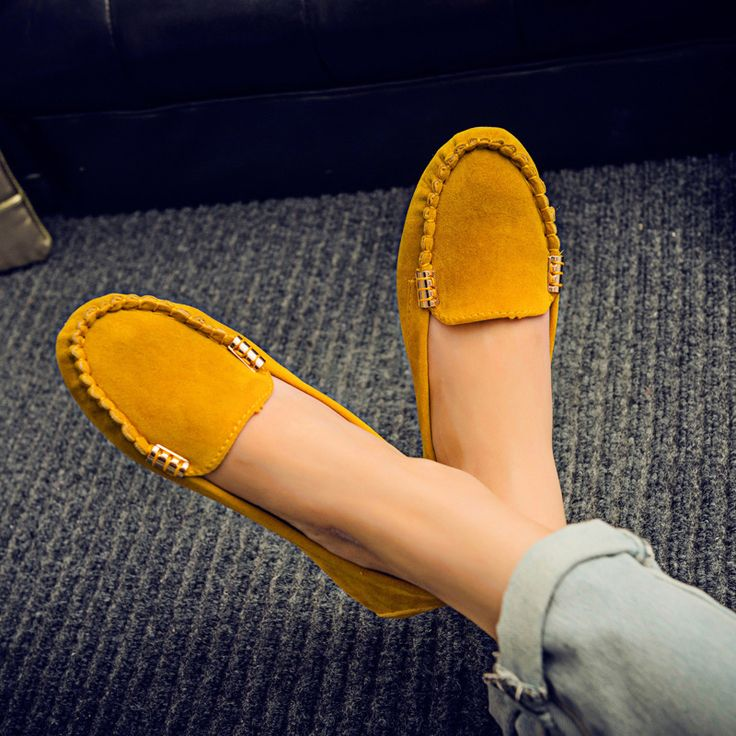New arrival women flats colorful summer ladies flat shoes 2016 fashion solid  women casual shoes hot sale DT81