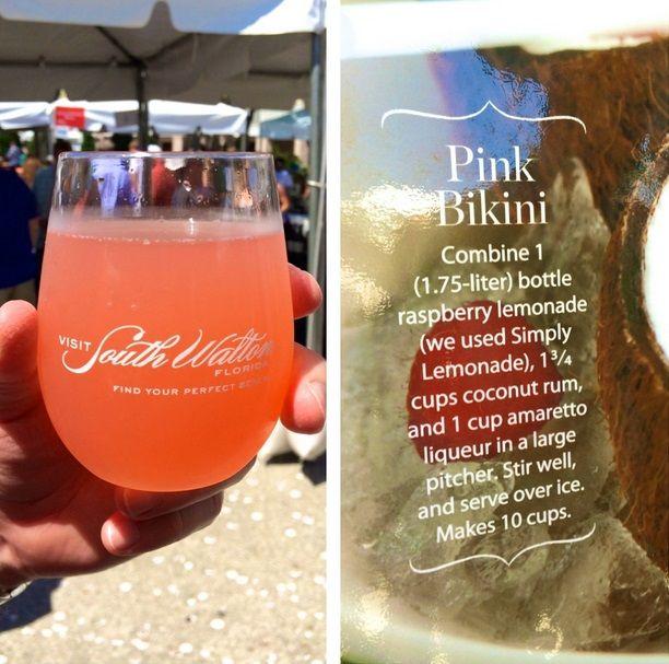 Pink Bikini Cocktail