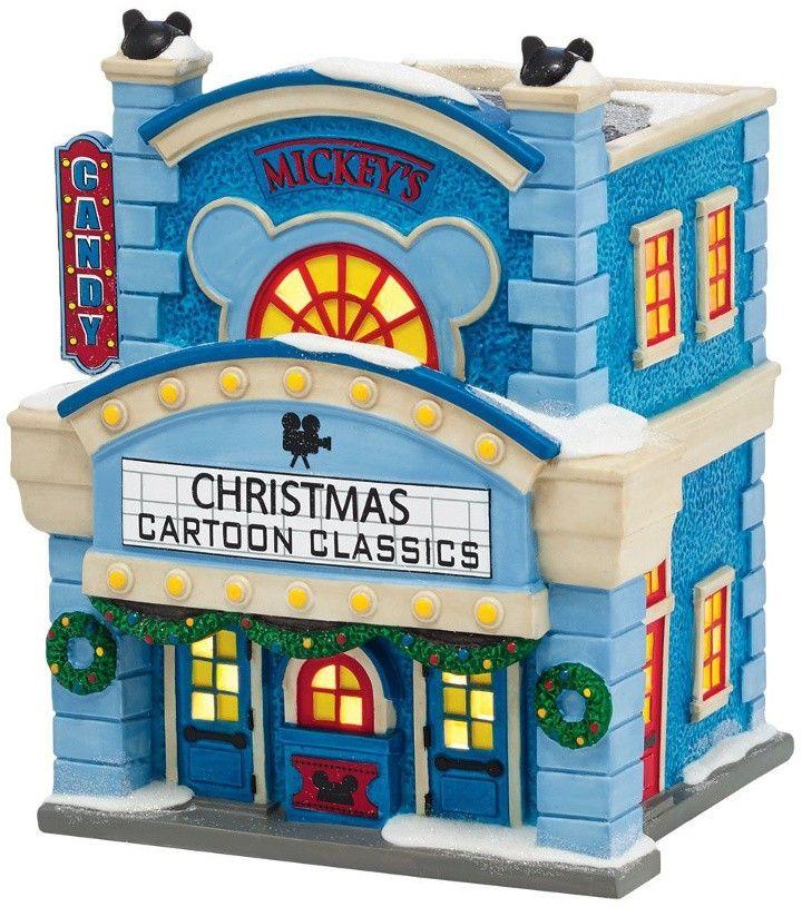 35 best Dept56 Disney Village images on Pinterest   Christmas ...