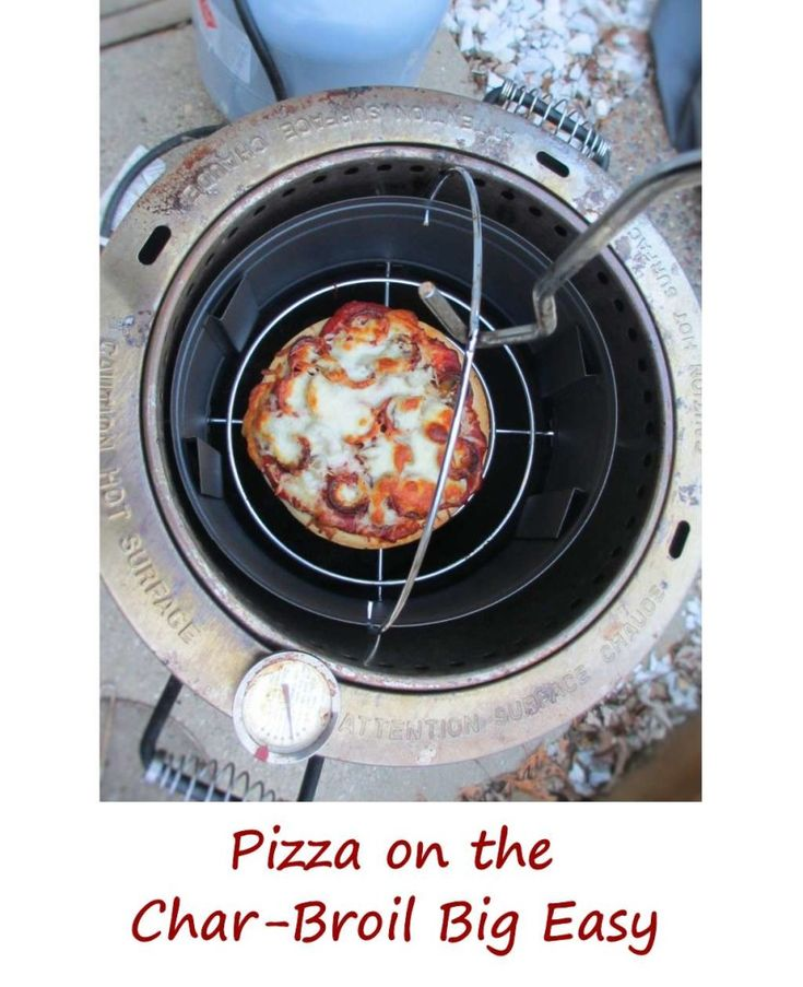 I recently picked up a few stackable ovens for my Char-Broil The Big Easy TRU-Infrared Oil-less Turkey Fryer. I knew I'd get a lot of use out of them, making everything from pizzas like these to bread to pies. I … Continue reading →