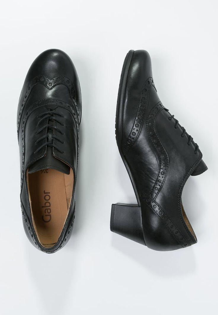 Gabor Ankelstøvler - black