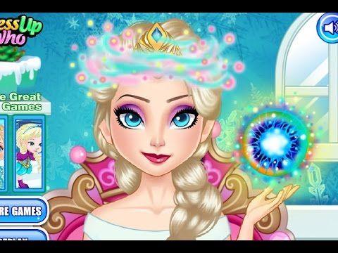 Disney Elsa games - Elsa Frozen Brain Surgery