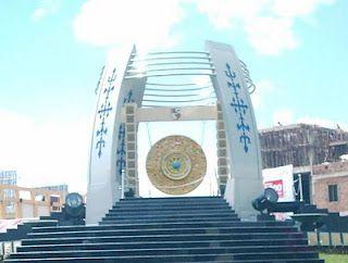 Gong Perdamaian Ambon Manise
