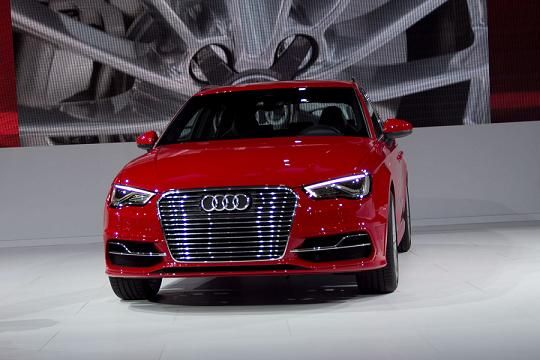 Audi A-3 launched a new model to attract youths