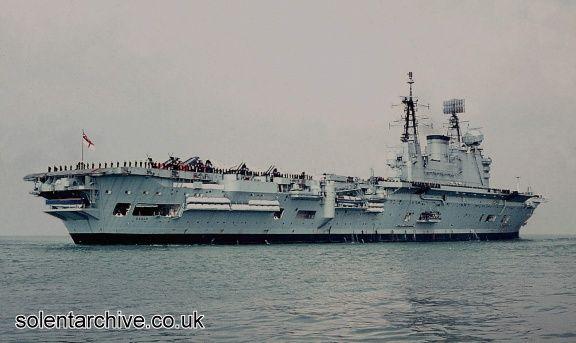 Warships - Royal Navy / Warships - Royal Navy A-E   Solent Archive