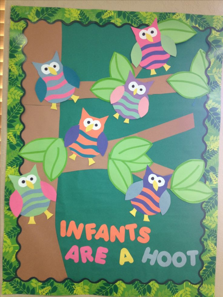 Infant room board