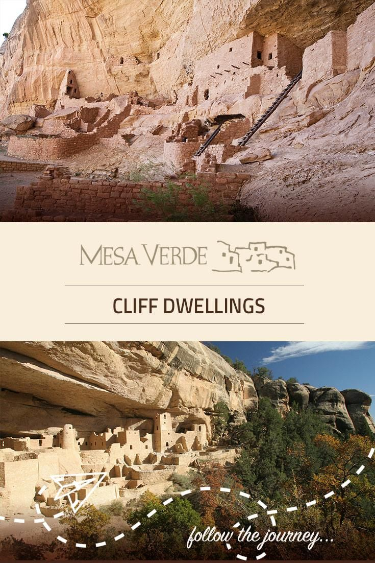 The Cliff Dwellings at Mesa Verde National Park are some of the most notable and best-preserved archaeological sites in the North American Continent.