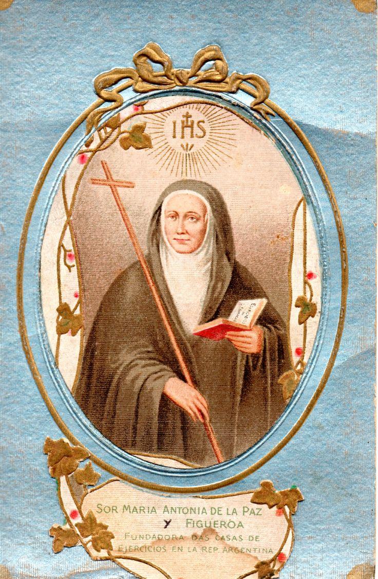blažena Marija Antonija od sv. Jožefa - devica in ustanoviteljica