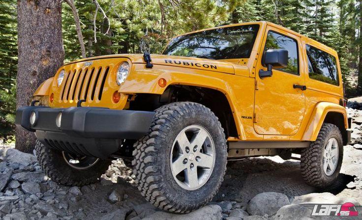 Jeep quiere darnos a conocer dos nuevos modelos muy pronto