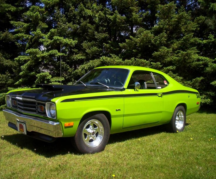 28 best My 73 Plymouth Duster 340 images on Pinterest  Plymouth