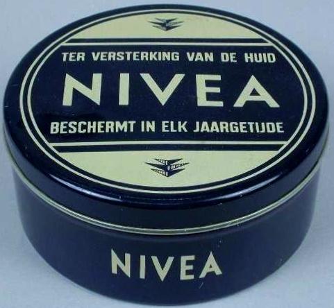 Nostalgie.... ik ben er gek op. Maar ook op Nivea: Niet Invullen Voor Een Ander!