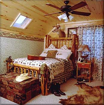 The 25 best hunting theme bedrooms ideas on pinterest for Hobbit themed bedroom