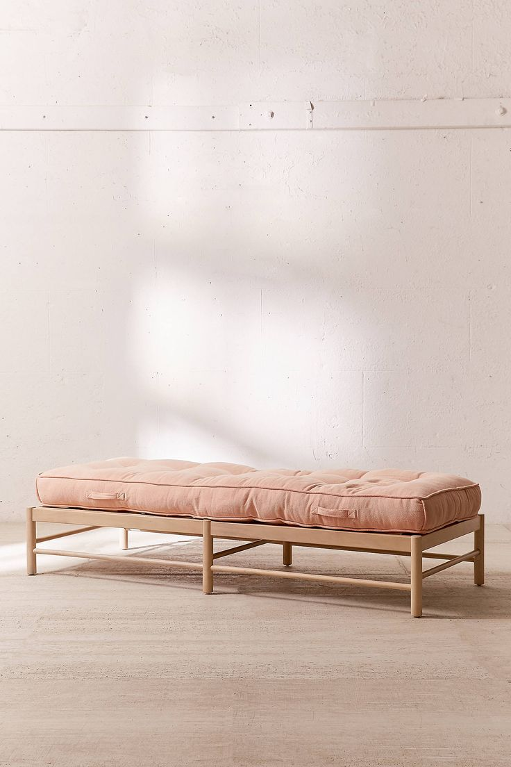 Slide View: 3: Aren Wooden Daybed