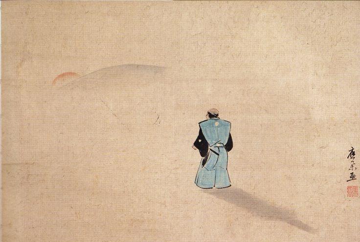 円山応挙「元旦図」